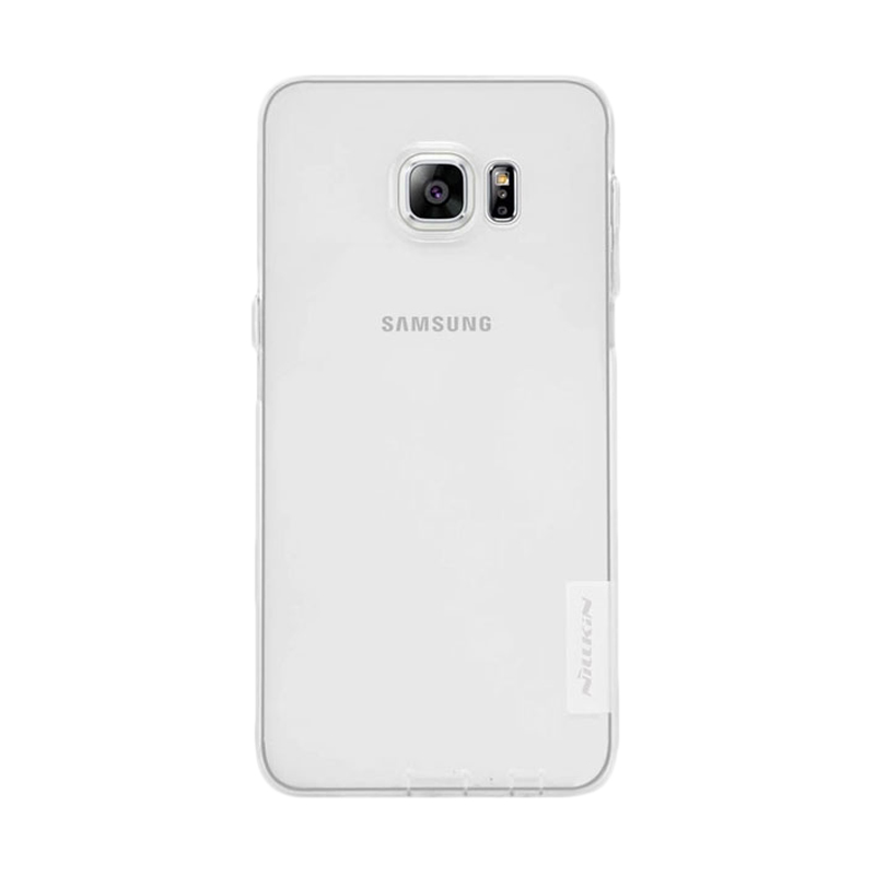 Nillkin Nature TPU Casing for Samsung Galaxy S6 Edge - Clear