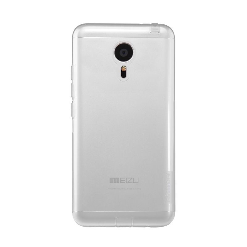 Nillkin Nature TPU Gray Casing for Meizu MX5