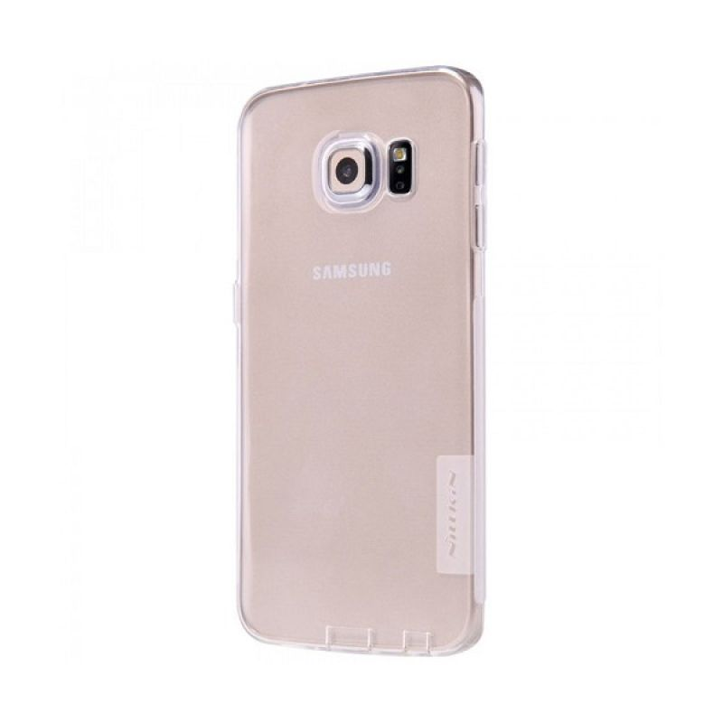 Nillkin Nature TPU Ultra Thin Clear Case for Samsung Galaxy S6 Edge