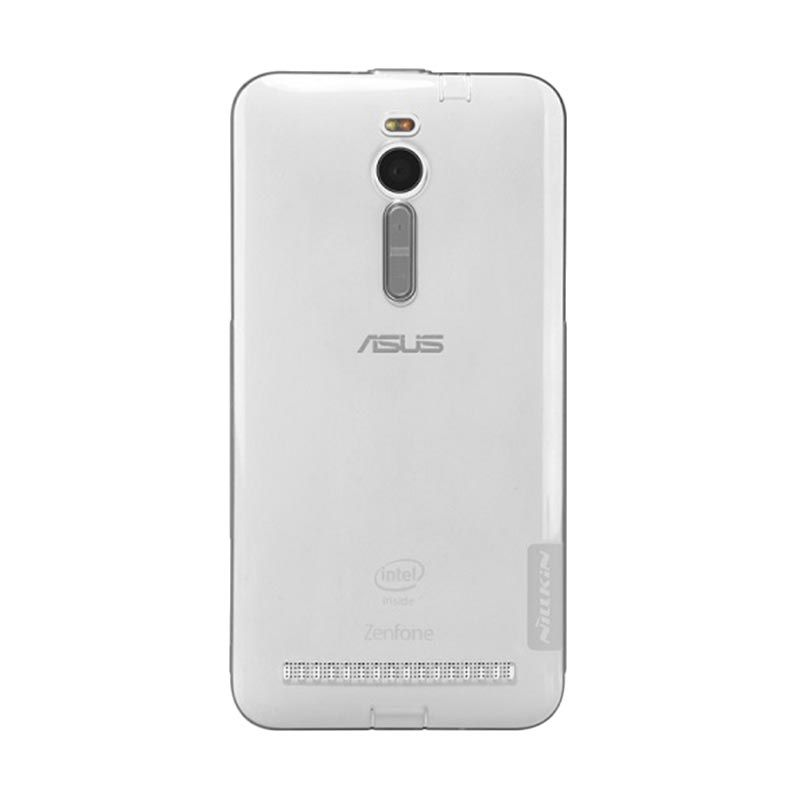 Nillkin Nature TPU Ultra Thin Grey Case Asus Zenfone ZE551ML [5.5 Inch]
