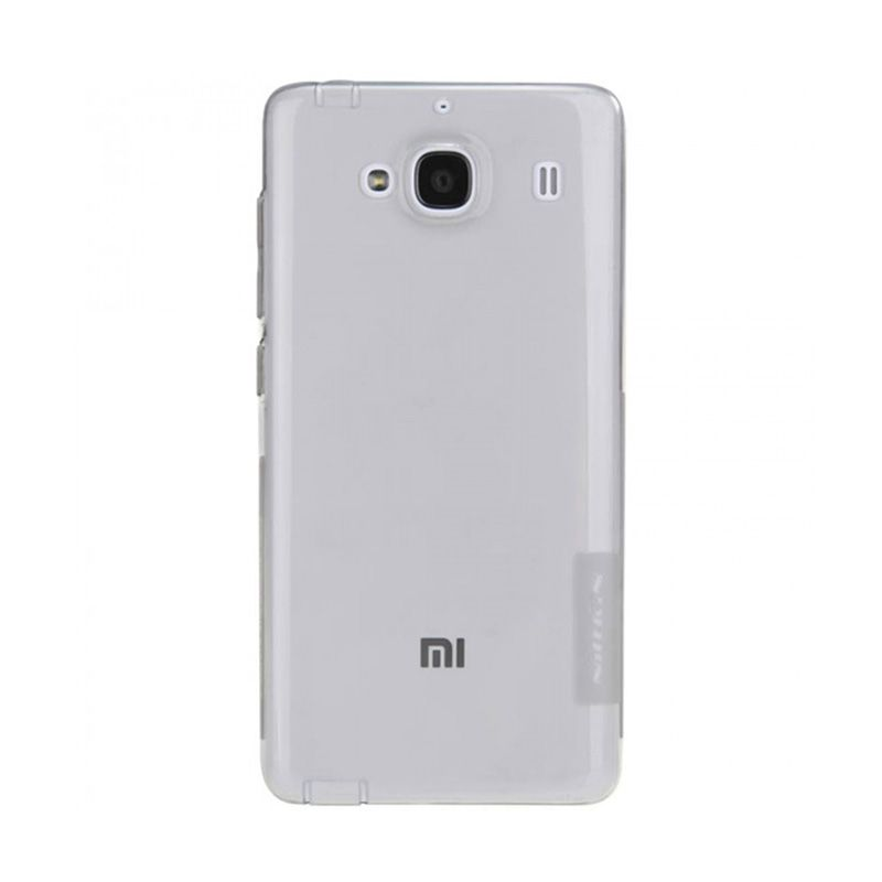 Nillkin Nature TPU Ultra Thin Grey Case for Xiaomi Redmi 2