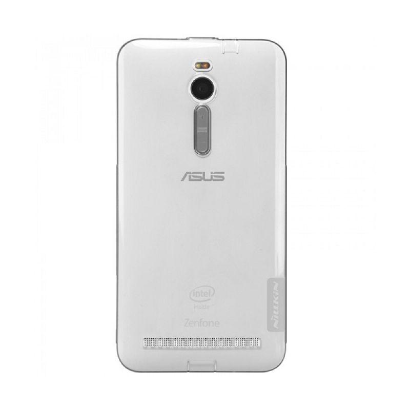 NILLKIN Nature TPU Ultra Thin Grey Casing for Asus Zenfone ZE551ML [5.5 Inch]