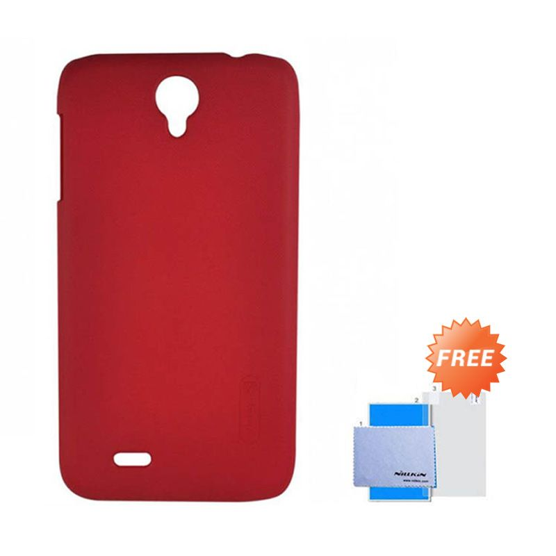 Nillkin Red Hard Case for Lenovo A850