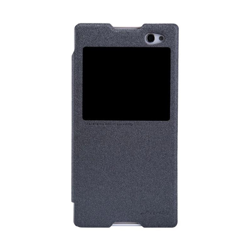 Nillkin Sparkle Black Casing for Sony Xperia C3