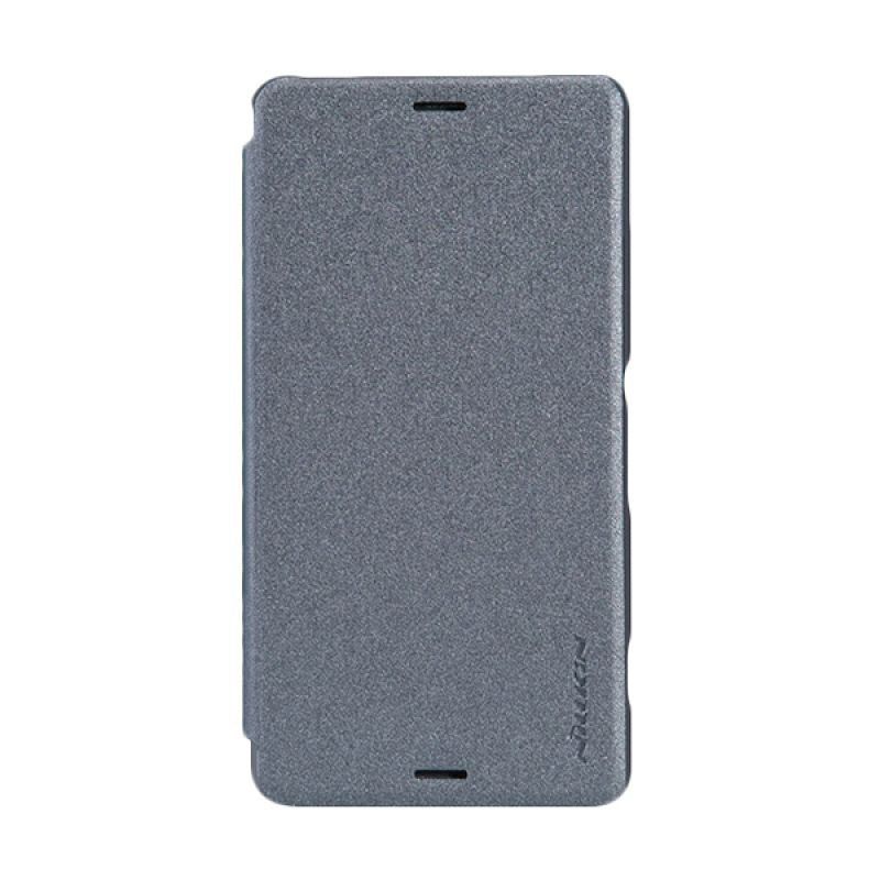 Nillkin Sparkle Black Casing for Sony Xperia Z3 Compact