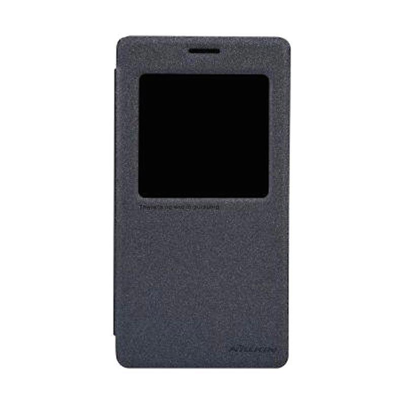 Nillkin Sparkle Black Casing for Xiaomi Redmi Note
