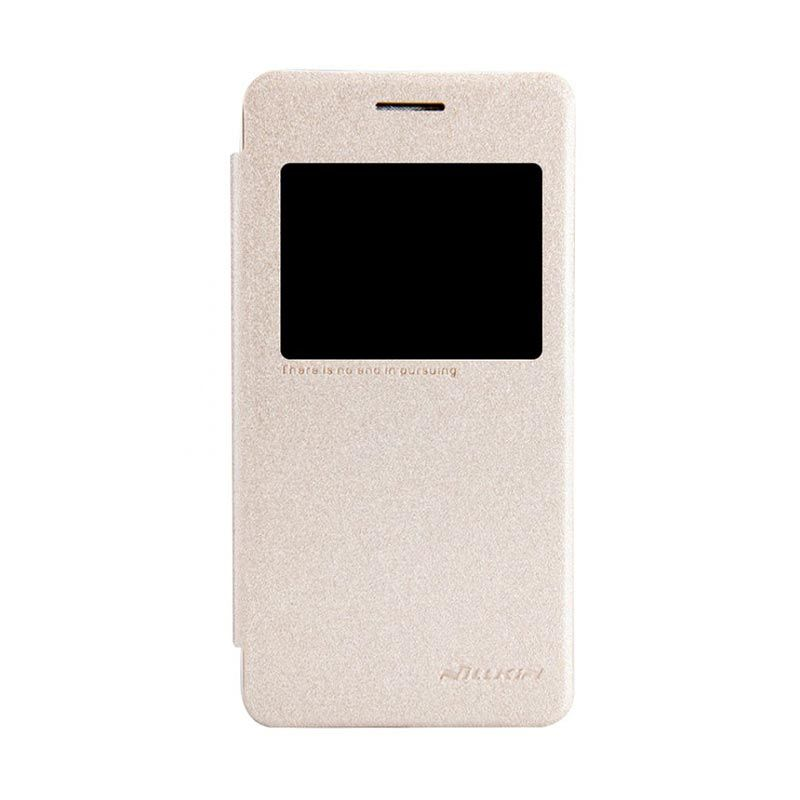 Nillkin Sparkle Gold Casing for Asus Zenfone 4S