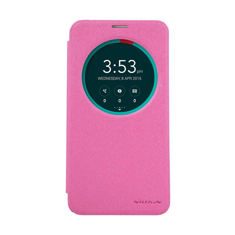 Nillkin Sparkle Pink Casing for Asus Zenfone 2 ZE551ML/ZE550ML