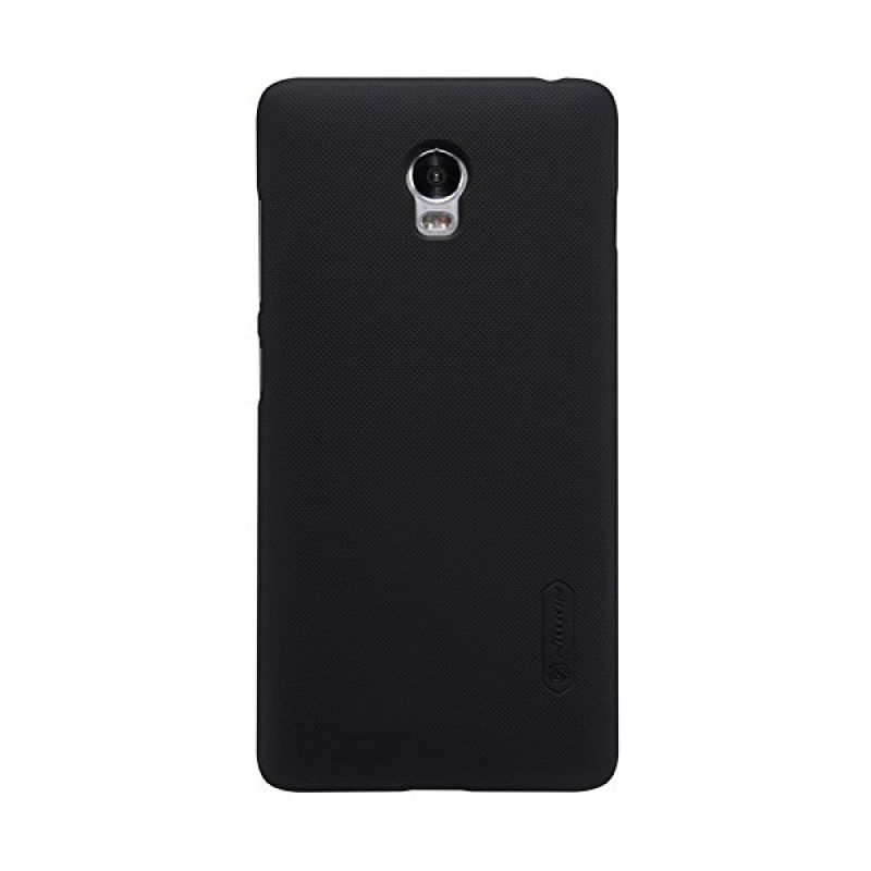 Nillkin Super Frosted Shield Black Casing For Lenovo Vibe P1