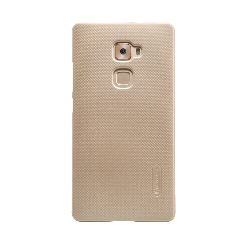 Nillkin Super Frosted Shield Gold Case for Huawei Mate S