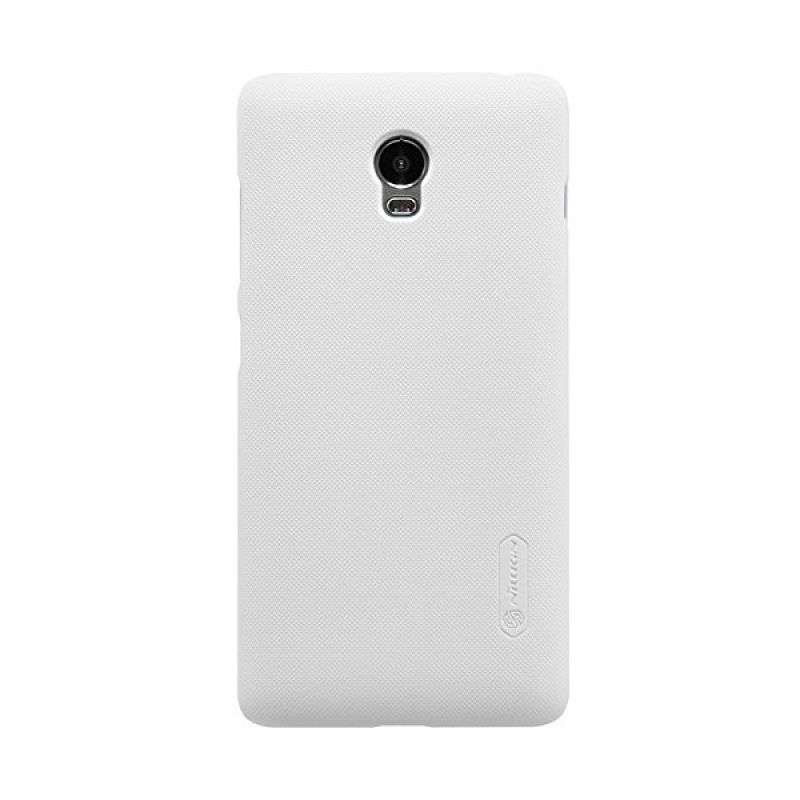 Nillkin Super Frosted Shield White Casing For Lenovo Vibe P1