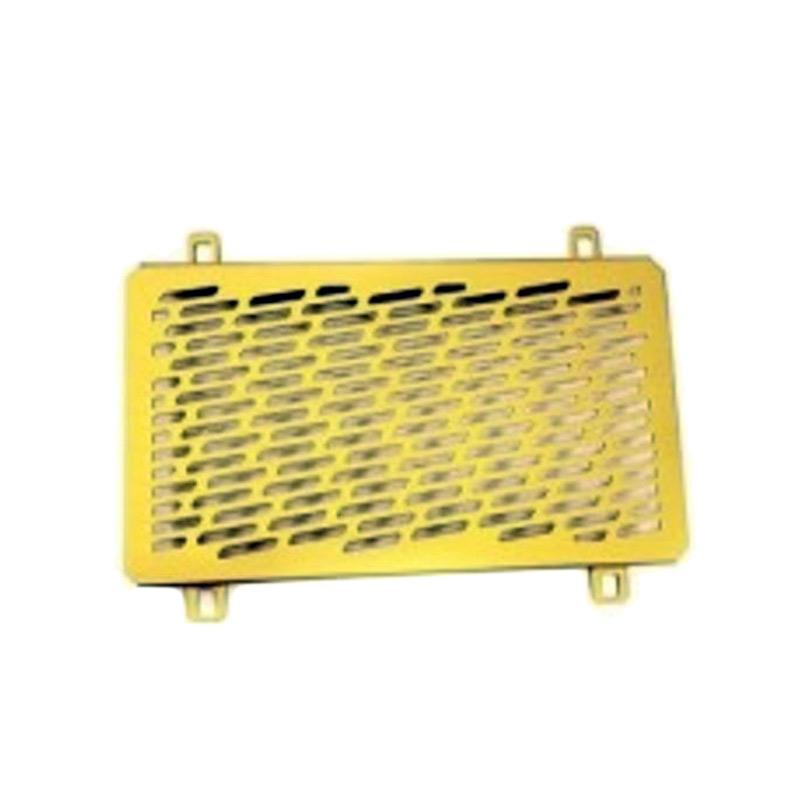 harga Nitex TRD4010 Almunium Cover Radiator for Ninja 250 Fi - Gold Blibli.com