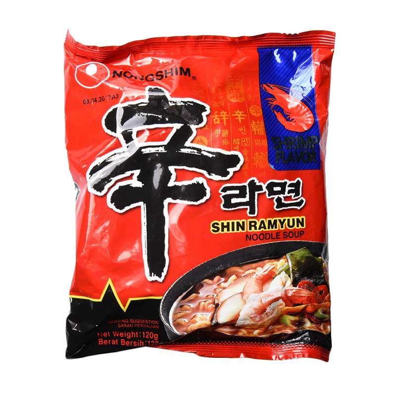 Nongshim Shrimp Shin Ramyun 120 g