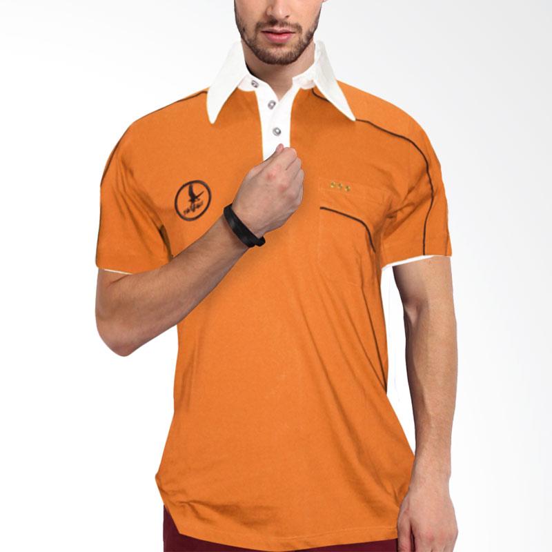 Nope USA Made Kaos Distro MP 001 Orange Putih Polo Shirt Extra diskon 7% setiap hari Extra diskon 5% setiap hari Citibank – lebih hemat 10%