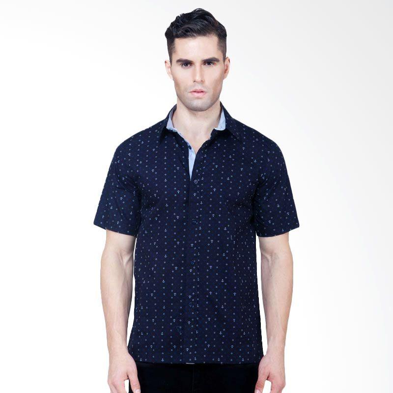 Norlive Sailor Shirt Navy Blue