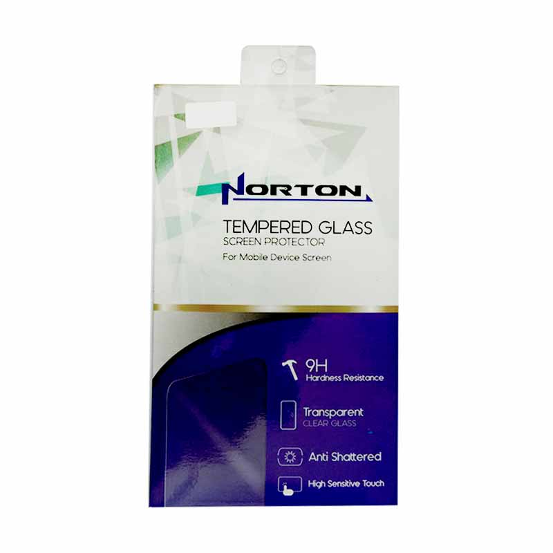 Norton Tempered Glass Screen Protector for Oppo F1 Plus