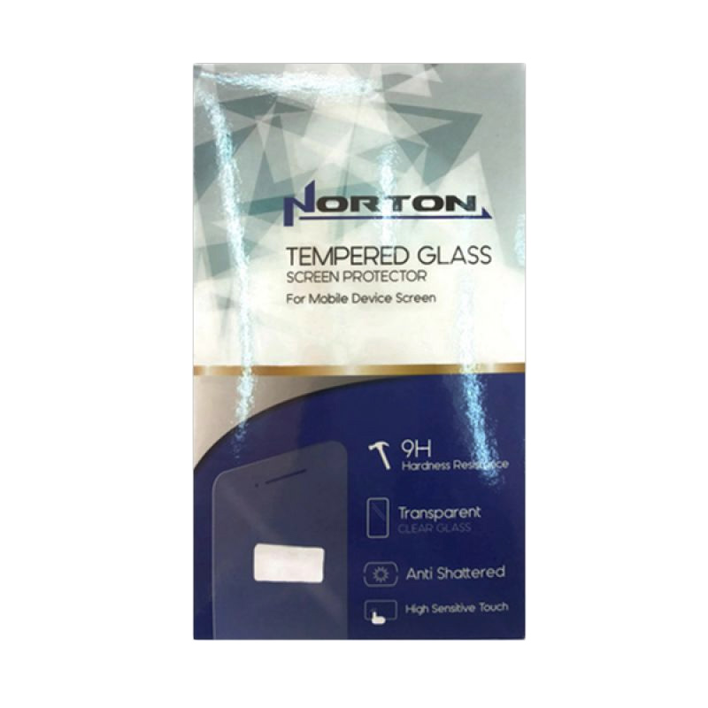Norton Tempered Glass Screen Protector for Oppo R7s