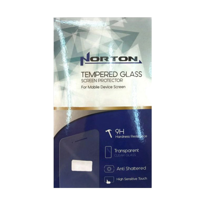 Norton Tempered Glass Screen Protector for Samsung A7