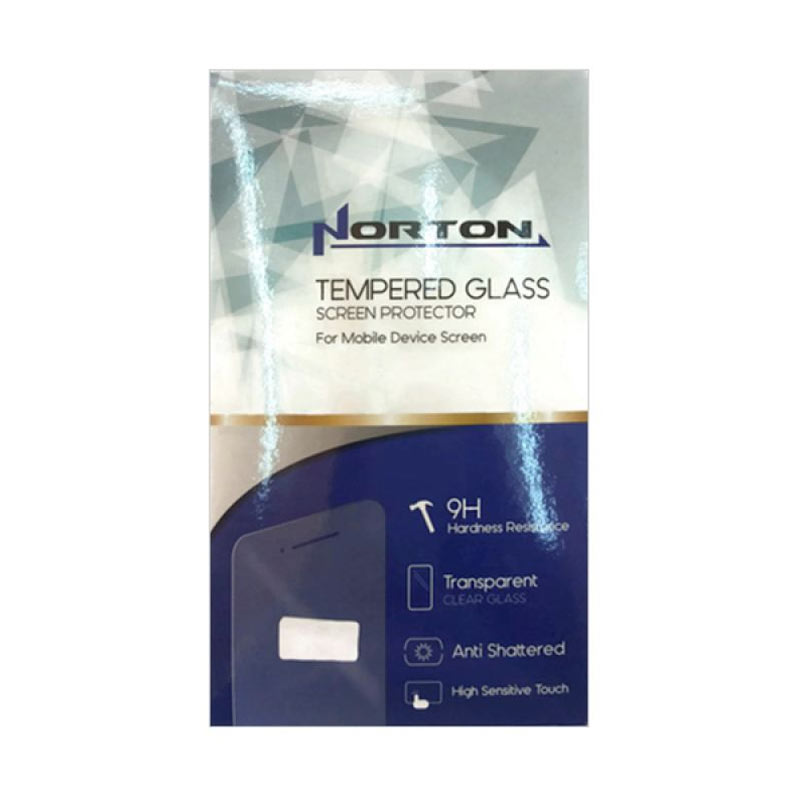Norton Tempered Glass Screen Protector for Samsung Note 2