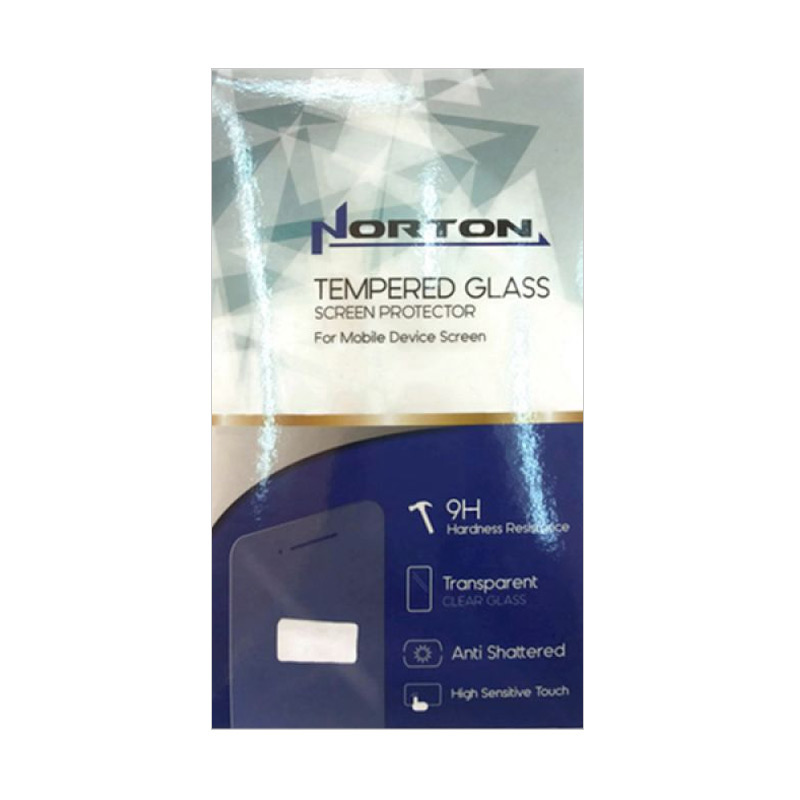 Norton Tempered Glass Screen Protector for Zenfone 2 Laser [5.5 Inch]