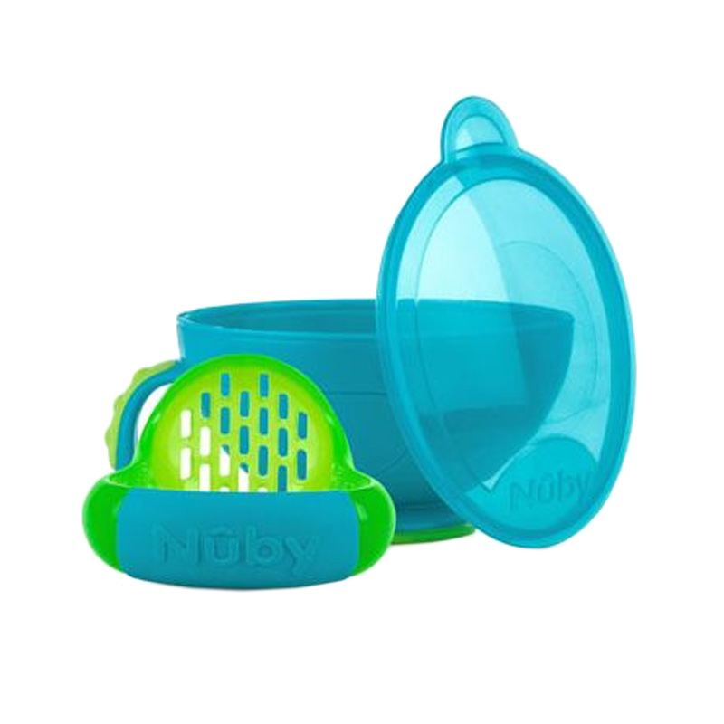 Jual nuby garden fresh mash n feed baby food maker online for Garden maker online