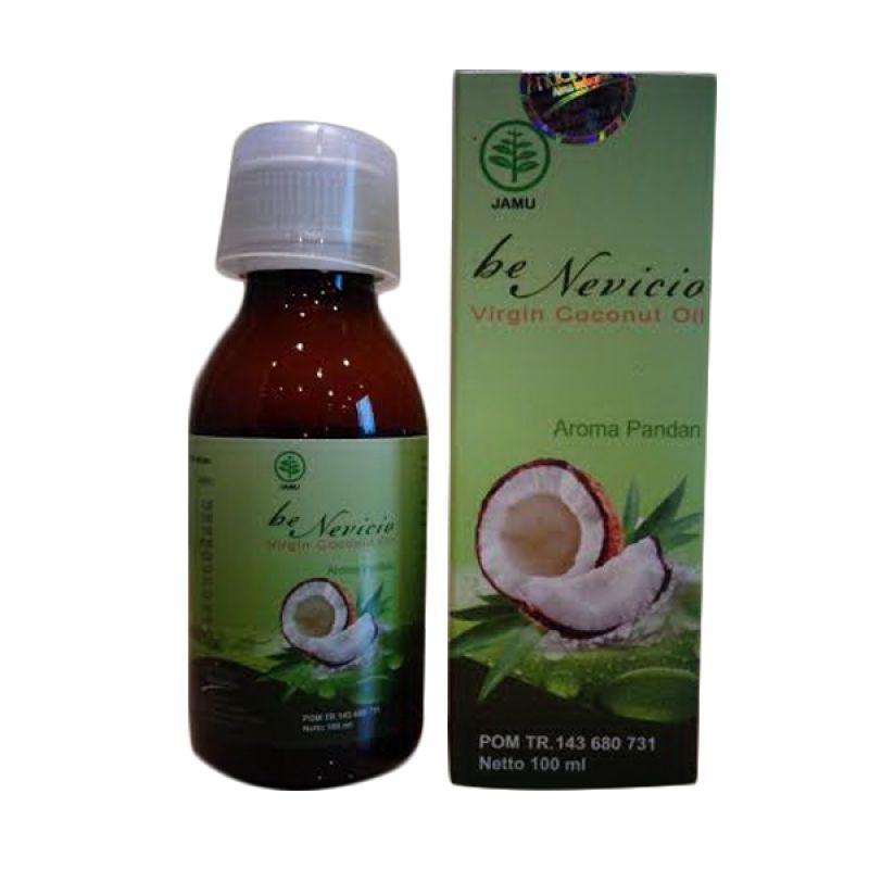 be Nevicio Pandan Virgin Coconut Oil Suplemen [100 mL]