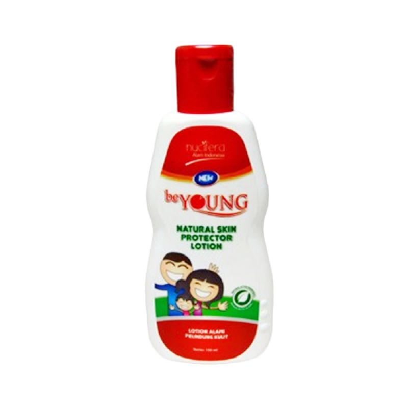 be Young Natural Skin Protector Body Lotion [100 mL]