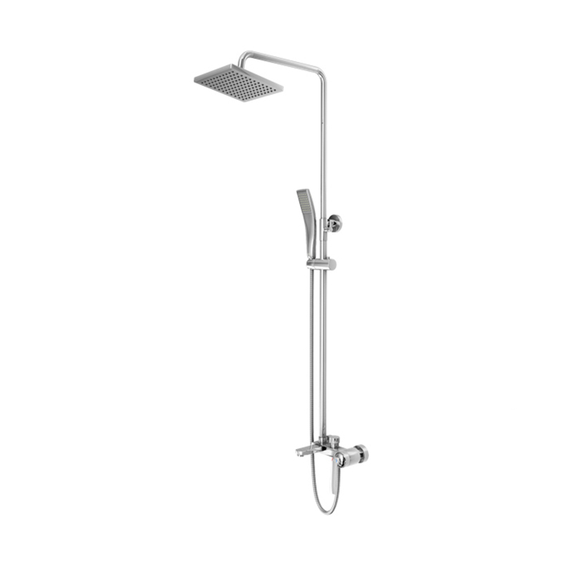 AER MBS-1 Mixer Bathtub Shower Set [Panas/Dingin]