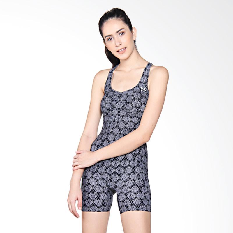 Lasona TRDP-1286-L0673 Grey Baju Renang Wanita