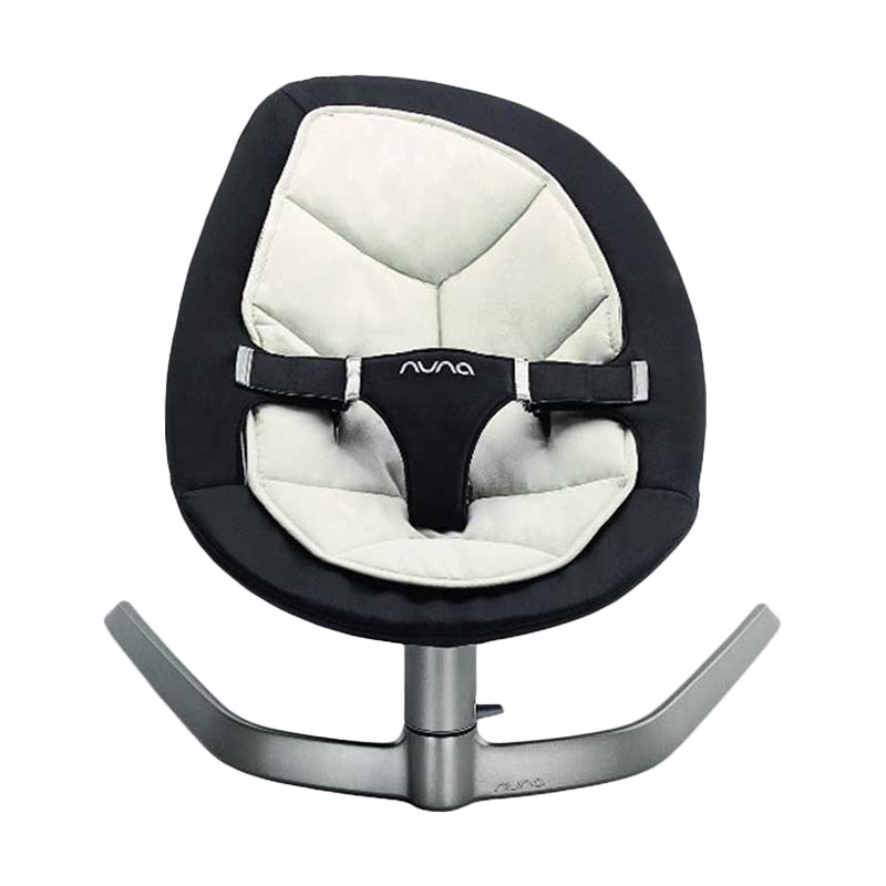 Nuna Leaf Baby Bouncer - Crepuscule Twilight