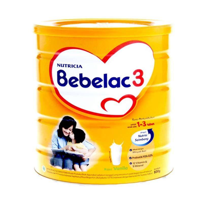 Bebelac 3 Vanila [800 g]