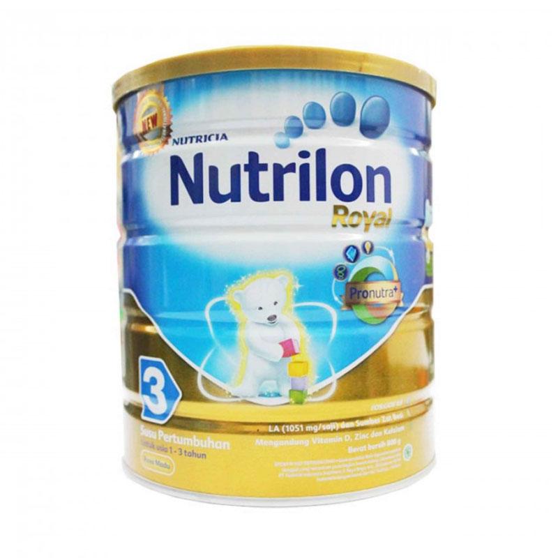 Nutricia Nutrilon Royal Pronutra+ Tahap 3 Madu [800 gr]