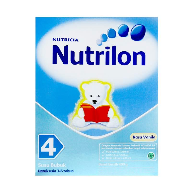Nutrilon 4 Vanila 400 gr Box
