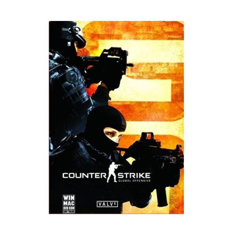 PC DVD COUNTER-STRIKE GLOBAL OFFENSIVE