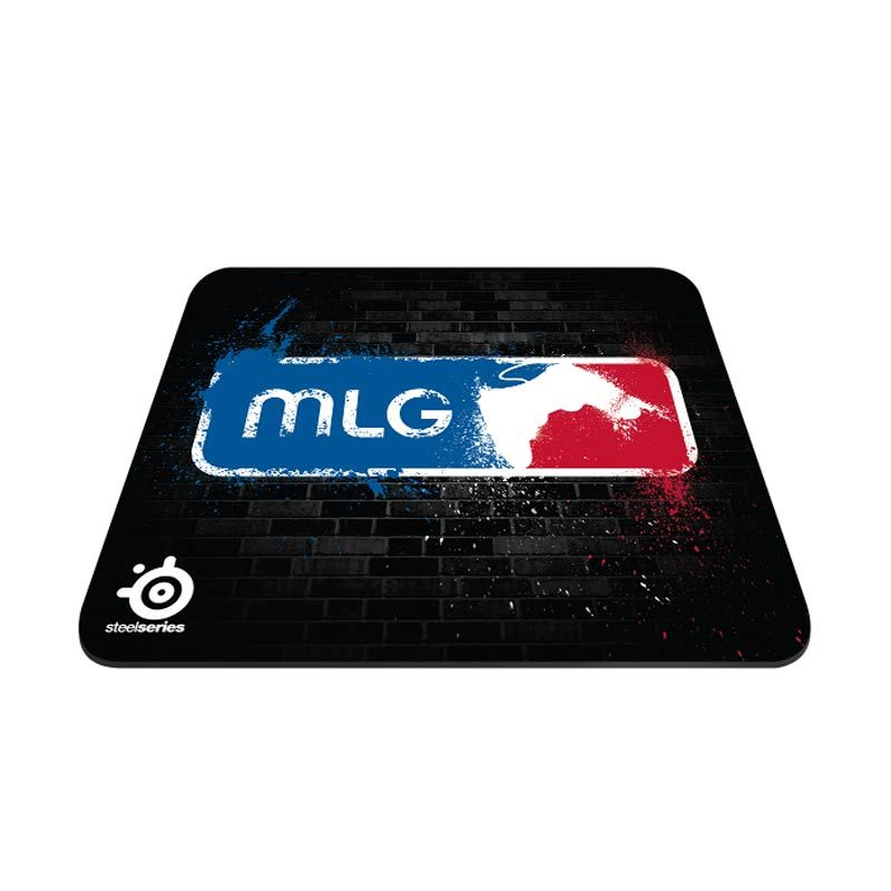 SteelSeries QcK+ MLG Wall Splatter