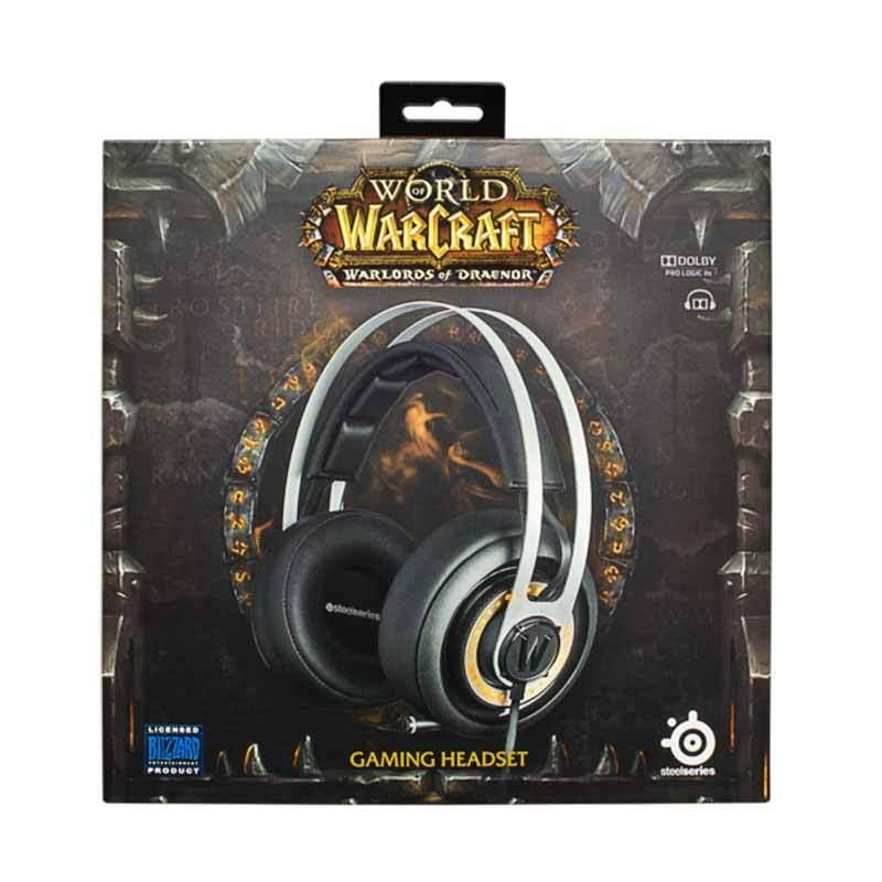 Steelseries Siberia Elite World of Warcraft - Gaming Headset