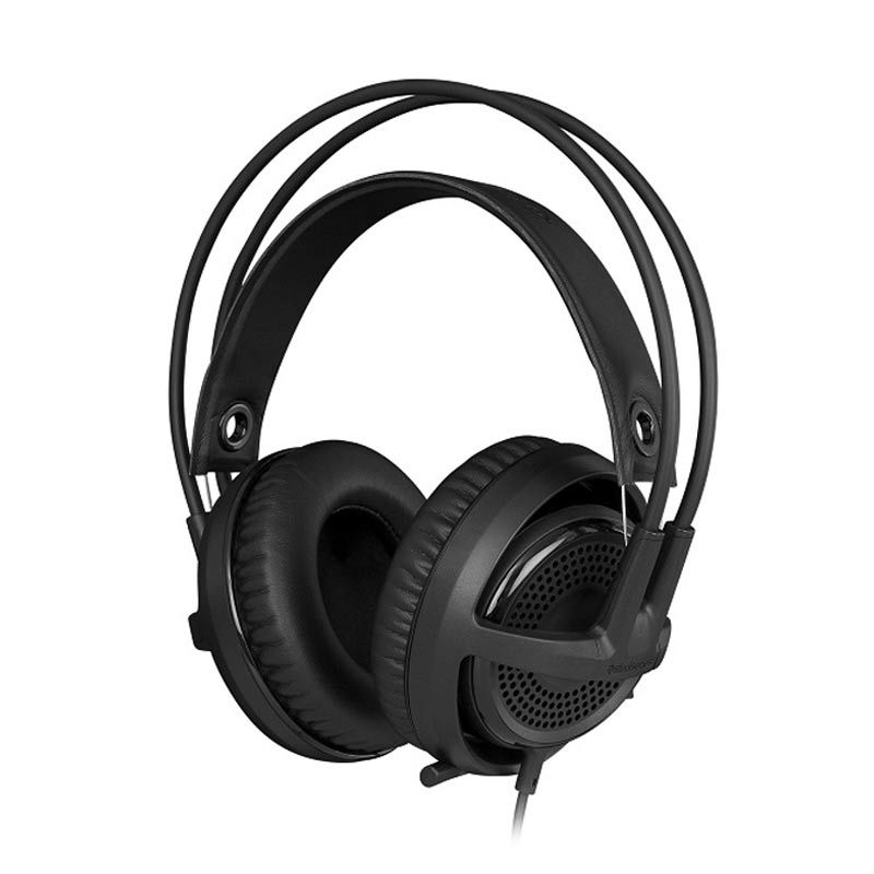 SteelSeries Siberia V3 Black Headset