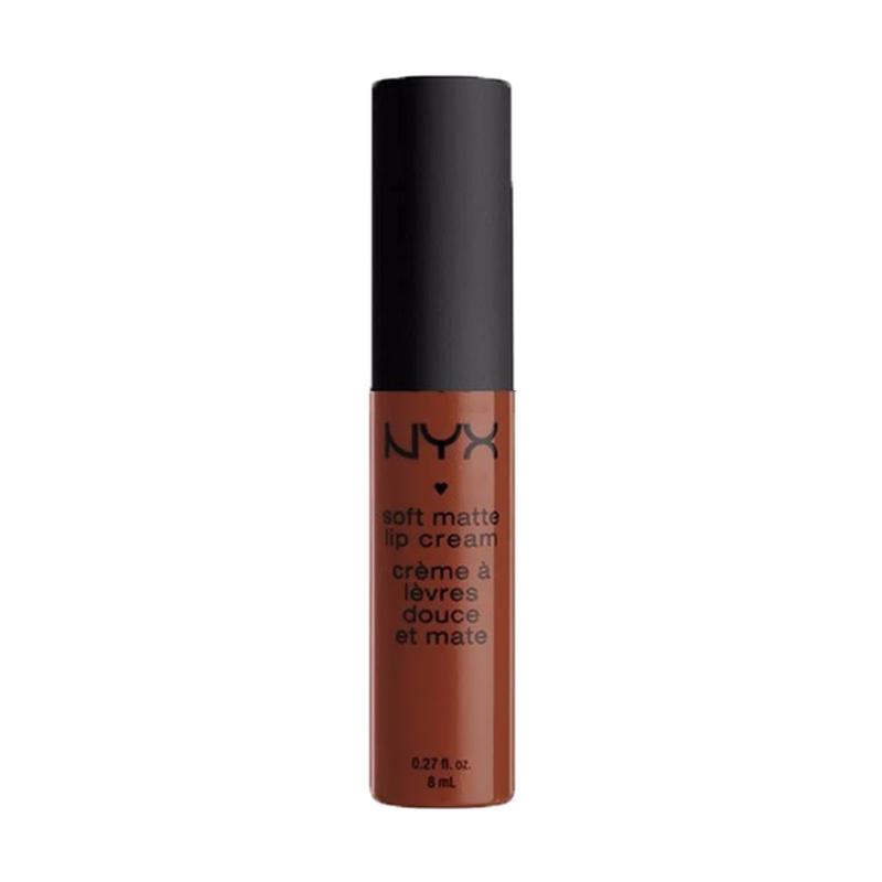 NYX Soft Matte Berlin Lip Cream