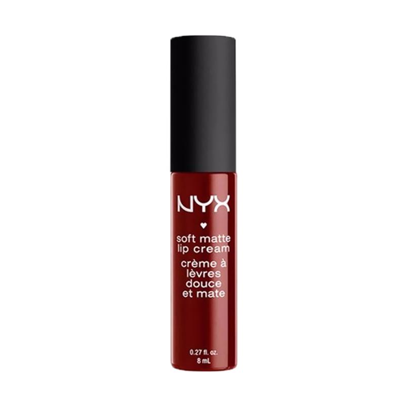 NYX Soft Matte Madrid Lip Cream