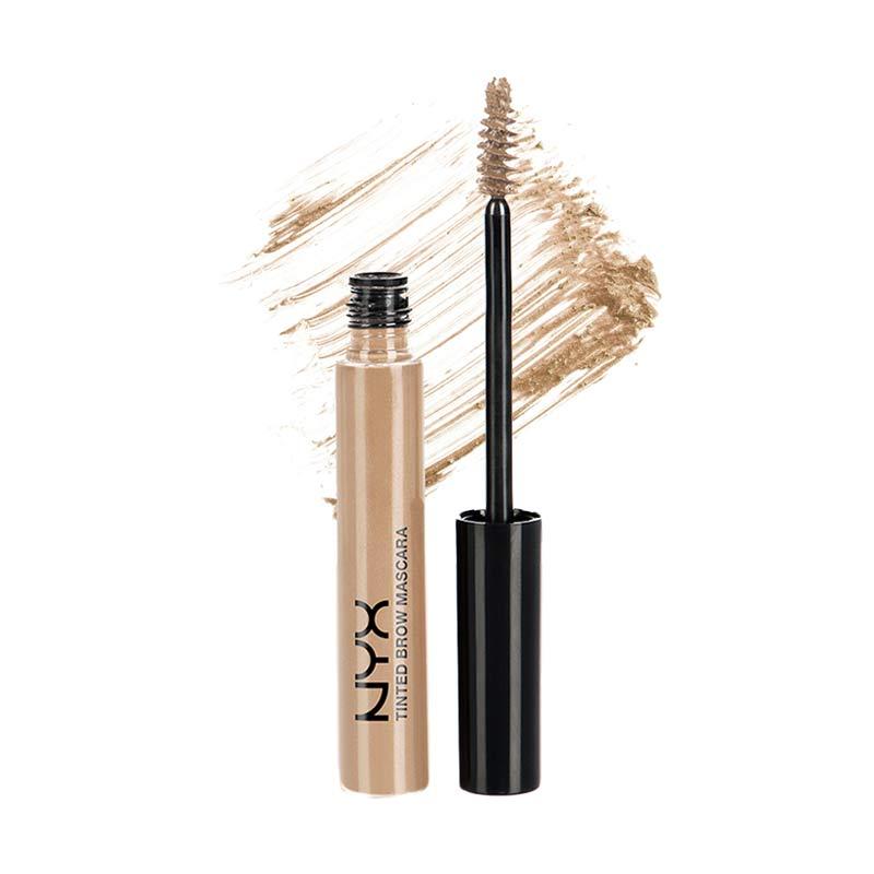 NYX Tinted Brow Mascara - Blonde #TBM01