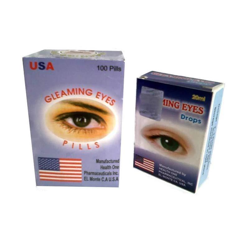 Gleaming Eyes Paket Obat Mata