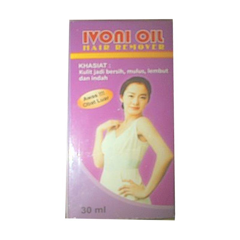 Ivoni Oil Hair Remover