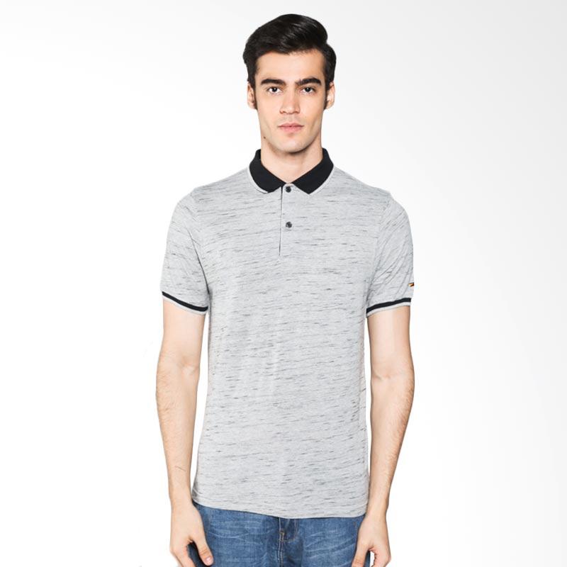 Ocean Line 181021A8DN Misty Grey Polo Shirt Extra diskon 7% setiap hari Extra diskon 5% setiap hari Citibank – lebih hemat 10%