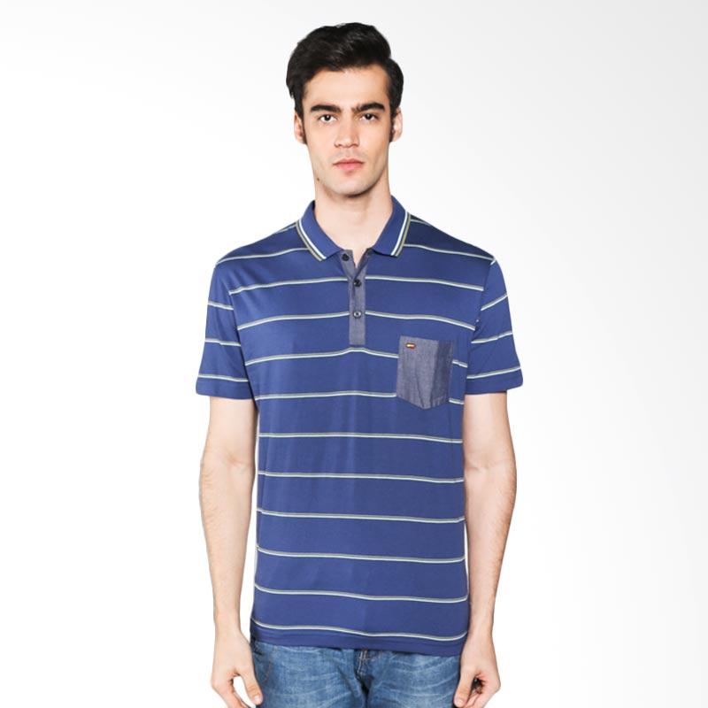 Ocean Line 18102299TN Navy Polo Shirt Extra diskon 7% setiap hari Extra diskon 5% setiap hari Citibank – lebih hemat 10%