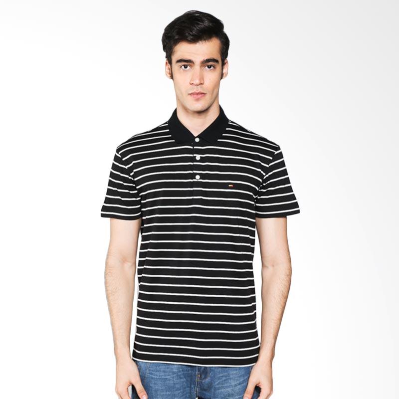 Ocean Line 18102385TN Black Polo Shirt Extra diskon 7% setiap hari Extra diskon 5% setiap hari Citibank – lebih hemat 10%
