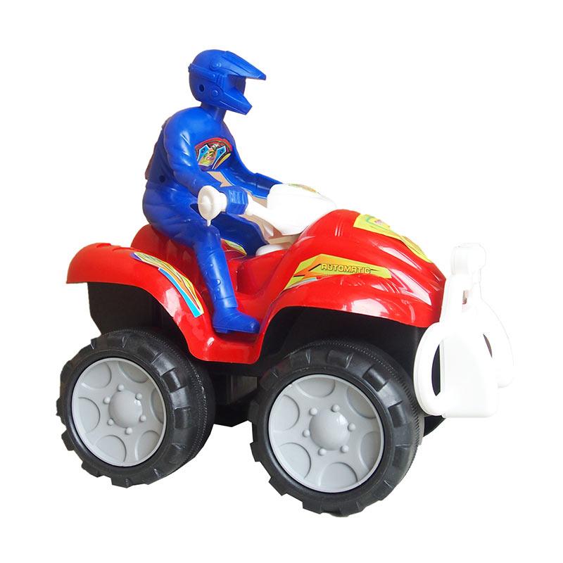 harga Motor ATV + Orang Mainan Anak Ocean Toy - Merah [OCT6007BC] Blibli.com