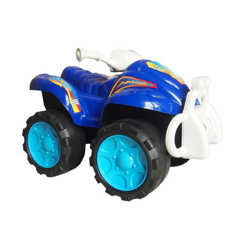 harga Ocean Toy Motor ATV Mainan Anak - Biru [OCT6007] Blibli.com