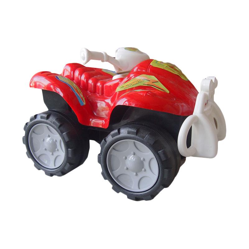 harga Ocean Toy Motor ATV Mainan Anak - Merah [OCT6007] Blibli.com