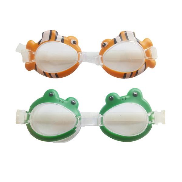 Ocean Toy Aqua Splash Set of 2 Kodok + Ikan OTI2404MM1 Kacamata Renang Anak