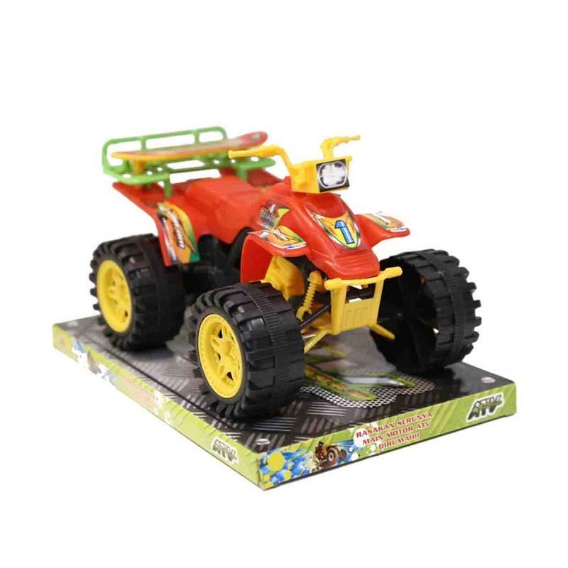 harga Ocean Toy Motor ATV Merah Mainan Edukasi Anak (OCT7013) Blibli.com
